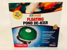 Ice Chaser Floating Pond De Icer P418 10.4 Amps 1250 Watts NOS