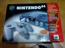 NINTENDO 64 N64 COMPLETO IN BOX