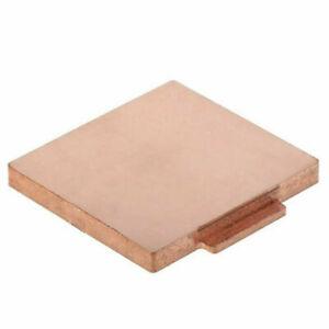 CPU Pure Copper Cover for LGA 115X i5 i7 3770K 4790K 4770K 6700K 7700K 8700K BM