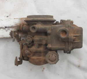 Old Holley 6R 1833B Carburetor Dodge Chrysler Ford Chevrolet Mopar Studebaker