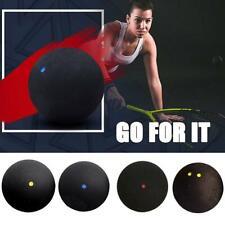 Single Blue Dot Squash Ball High Bounce Speed Training Rubber Ball Beginner