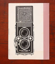 Rollei Rolleimagic Ii Instruction Book/183981