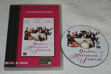 Quattro matrimoni e un funerale - Julia Roberts (DVD; 1994) *EDICOLA*.