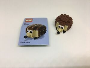 LEGO- MONTHLY STORE EXCLUSIVE- HEDGEHOG - 40212- OPENED
