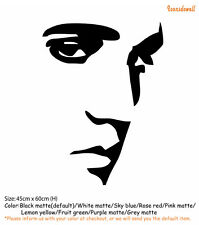 ELVIS PORTRAIT HOME HOUSE WALL DECALS STICKERS BEST PRESENTS GIFTS