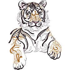 OESD Embroidery Machine Designs CD MAJESTIC ANIMALS