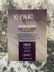 Joico K-Pack Waves Reconstructive Thio Chemically Treated