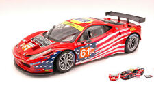 2012.- Ferrari 458 Italia Gt2 #61 LM AF Corse (serie Elite Bct78).