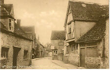 LACOCK ( Wiltshire) : 15th Century Houses,Church Street -BUTLER