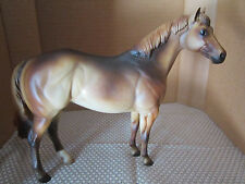"""Peter Stone Ideal Stock Horse # IS 17027 """"E-Horse"""" Shaded Chestnut ISH EXC WOW"""