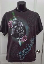 Star Wars Darth Vader MARC ECKO Cut Sew Men XL T Shirt Rare Limited Edition