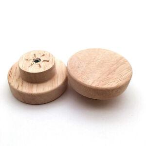 Cabinet Knob Round Single Hole Handle Drawer Wardrobe Pull Door Home  Furniture