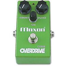 Maxon OD808 Overdrive Guitar Effect Pedal