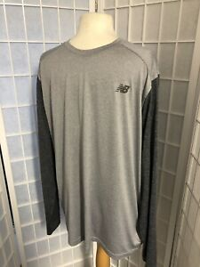 NEW BALANCE Long sleeved Running Top. XL