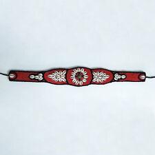 Tibetan Buddhist Cowrie Shell Ladaki Belt - Made in Nepal