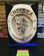 Chelsea FC Book folding. Ideal Gift. Unique custom made art. CFC