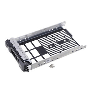 """3.5"""" SAS Hard Drive Tray Caddy For Dell PowerEdge PowerVault T320 0F238F 0X968D"""