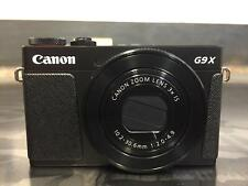 Canon PowerShot G9 X Mark II 3in LCD Compact Digital Camera Only  - Black #2