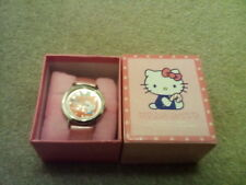 Hello Kitty Wristwatch Boxed Brand New