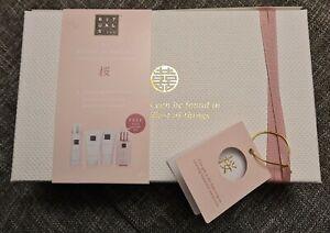 RITUAL OF SAKURA - Geschenk Set NEU OVP Rituals Box Duschgel Body cream Handwash