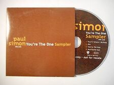 PAUL SIMON : YOU'RE THE ONE ♦ CD SINGLE PORT GRATUIT ♦