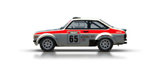 A3 Ford DiRT Escort MK2 RS1600 RS1800 Rally Car Wall Poster Art Picture Print