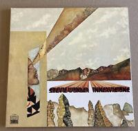 STEVIE WONDER!! INNERVISIONS!! 1973 VINLY LP!!