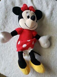 Disney Kohl's Cares 90th Anniversary Minnie Mouse Plush