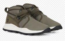 Timberland Brooklyn Chukka Leather Fabric Men's Mid Boots Shoes UK 7.5 EU 41.5