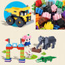 200X Plastic Building Blocks Bricks Children Kids Toys Puzzle Educational Gift}T