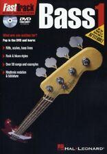 Fast Track: Bass Method 1 [New DVD]
