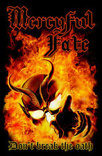 MERCYFUL FATE FLAGGE FAHNE DON'T BREAK THE OATH POSTERFLAGGE POSTER FLAG STOFF