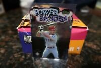 1999 Topps Power Brokers #05 Juan Gonzalez Texas Rangers Insert #5