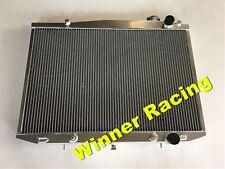 Fit NISSAN PICK UP / NAVARA I / KING CAB D22 2.4 EGI KA24DE AT aluminum radiator