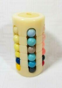 Vintage Celluloid Plastic Fidget Puzzle Brain Teaser Twist Toy Game