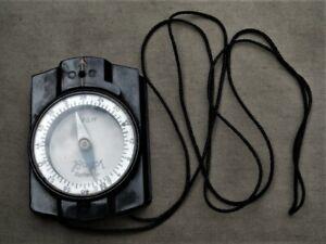 Kompass 2. WK Wehrmacht  DRGM  Busch Rathenow  guter Zustand, funktionstüchtig