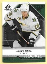08/09 SP Game Used Rookie Card #138 James Neal RC #751/999