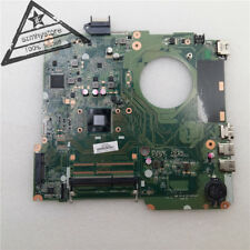 For HP 15-F272WM 15-F Laptop Motherboard w/ N3540 cpu 828166-601 828166-001