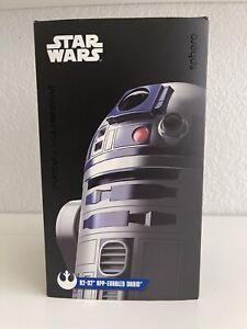 Sphero Star Wars R2-D2 App-Enabled Droid Complete in Box