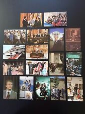 LOT 17 Jimmy Carter Postcards New Old Stock Mint Unposted Foreign Dignitaries