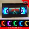 📼 Retro USB VHS Lamp | LED Desk Mood Light, Jaws Christmas Xmas Gift