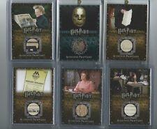 Harry Potter Order of the Phoenix OOTP PROP DA Parchment P1 #/185