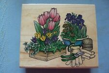 HERO ARTS - Wood Mounted Rubber Stamps 3 3/4