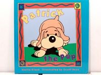 NEW! Patrick the Pup by Sheila Black (1996, Hardcover)