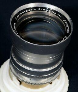 MINT Schneider-Kreuznach 135mm f/4 Retina-Tele-Xenar Kodak Lens s/n 8266780