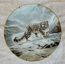 """Fleeting Encounter"" collectable plate by Charles Frace"