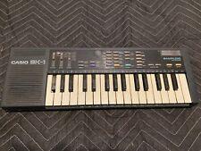 Casio Sk-1 Vintage Sampling Keyboard- Circuit Bending