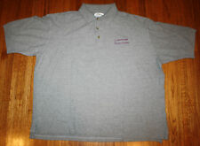"""BOEING """"Women In Aviation"""" Embroidered Polo Shirt Gray 2XL Tri-Mountain"""