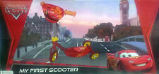 DISNEY PIXAR CARS-MY FIRST SCOOTER 3-wheel TRI Scooter ** GRANDE REGALO **