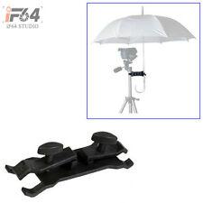 Photography Studio Lighting Umbrella Holder / Clamp Clip for Tripod Light Stand